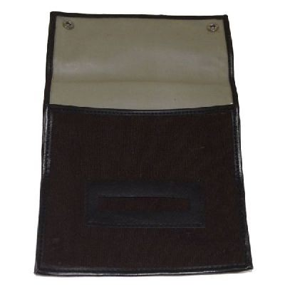 Brown Canvas Roll Up With Rubber Lining And Paper Holder