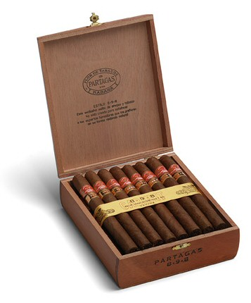 Partagas 898 Varnished Cigar Vintage 2008 - Box of 25