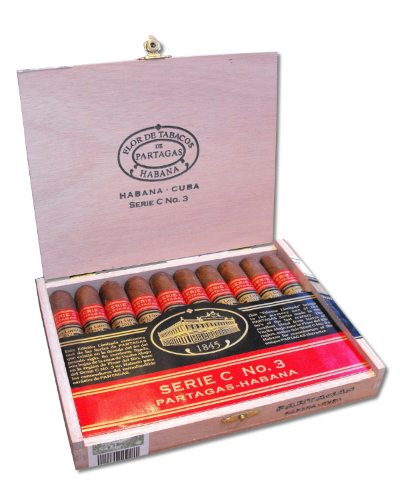 Partagas Serie C No. 3 Limited Edition Cuban Cigar