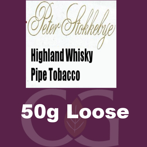 Peter Stokkebye Highland W Pipe Tobacco 0050g