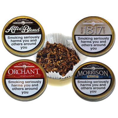 Pipe Tobacco Sampler