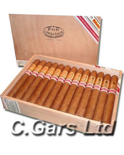 Por Larranaga Magnificos Cigars UK regional edition