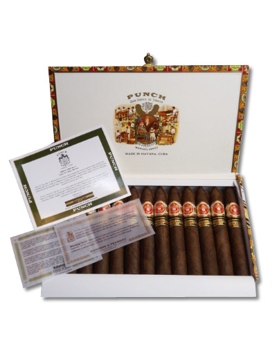 Punch Serie D Oro No. 2 Limited Edition 2013 cigar Cuban Cigar