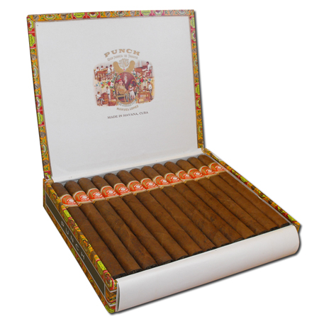 Punch Double Coronas Cigar - Box of 25