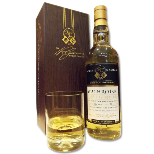 Auchroisk 17 Year Old 1996-2013 Treasurer Whisky - 70cl 49.8%
