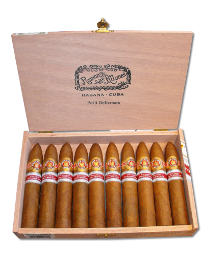 Ramon Allones Petit Belicosos UK Regional Edition 2012 - Box of 10