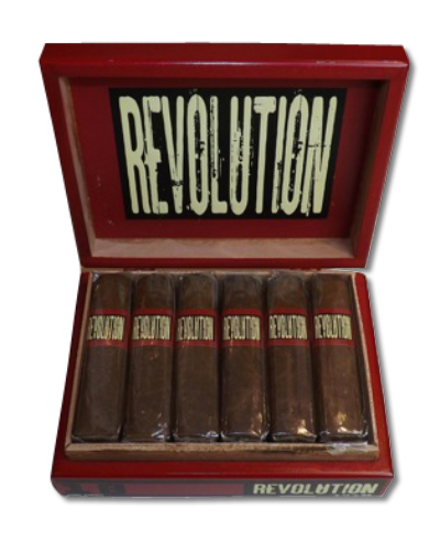Te-Amo Revolution Short Robusto Cigar - Box of 18 (End of Line)