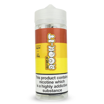 Lolly Vape Co Rock It 6 x 3mg 10ml Multipack