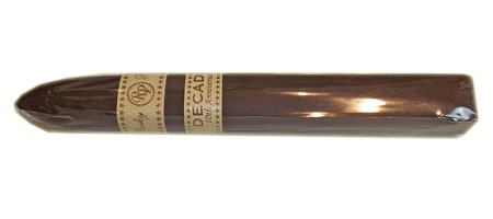 Rocky Patel Decade 10th Anniversary Torpedo Cigar - 1 Single