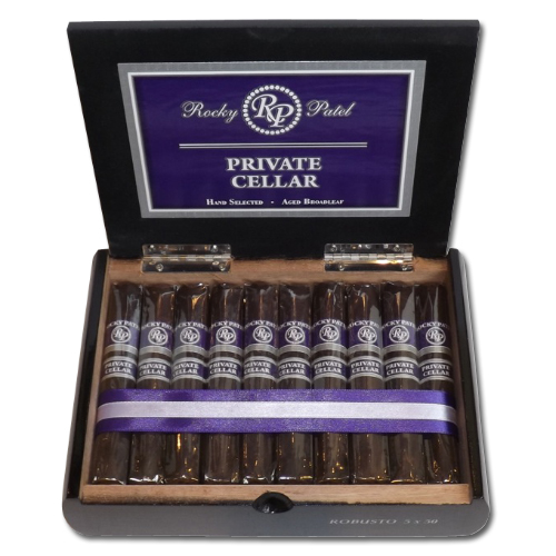 Rocky Patel Private Cellar Robusto - Box of 20