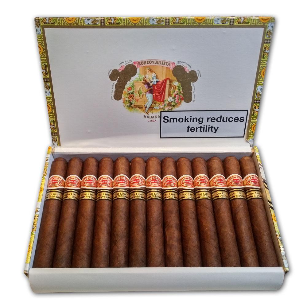 Romeo Y Julieta Capuletos Cigar Limited Edition 2016