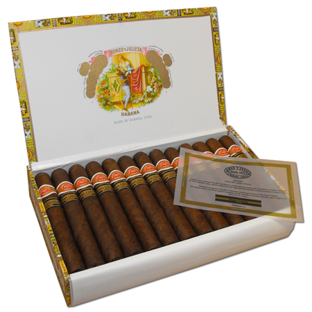 Romeo y Julieta Escudo Limited Edition Cuban Cigar
