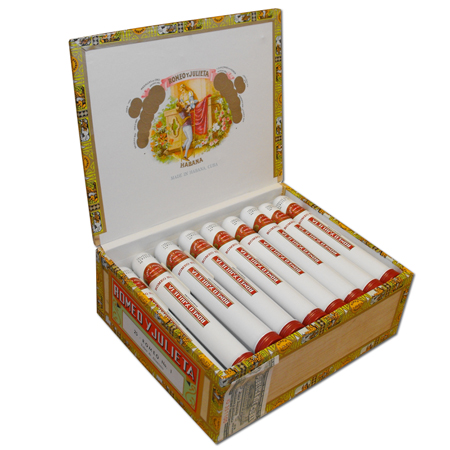 Romeo y Julieta No. 1 Tubed Cigar - Box of 25