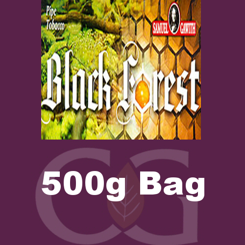 Samuel Gawith Black Forest Pipe Tobacco 500g Bag