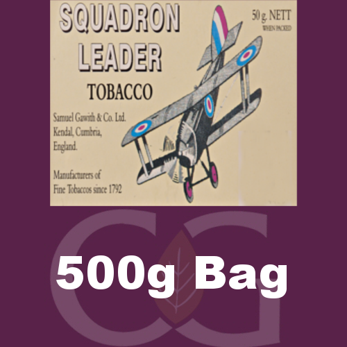 Samuel Gawith Squadron Leader Mixture Pipe Tobacco 500g Bag
