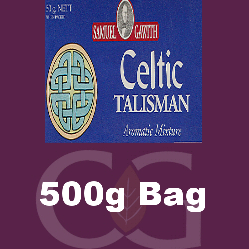Samuel Gawith Celtic Talisman Pipe Tobacco 500g Bag