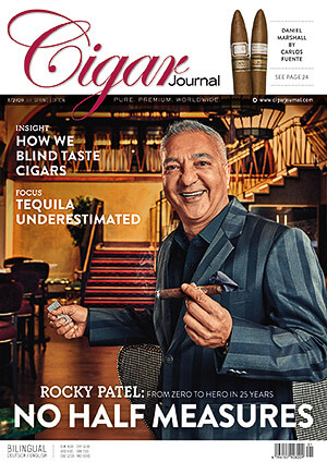 Cigar Journal Magazine - Spring Edition 2020