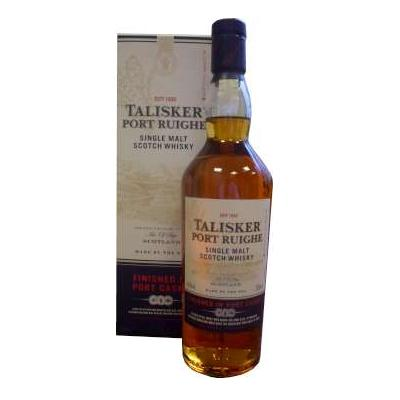 Talisker Port Ruighe Single Malt Scotch Whisky - 70cl 45.8%
