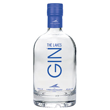 Lakes Distillery Gin - 70cl 43.7%