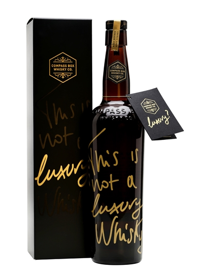 Compass Box This Is Not A Luxury Whisky - 70cl, 53.1%