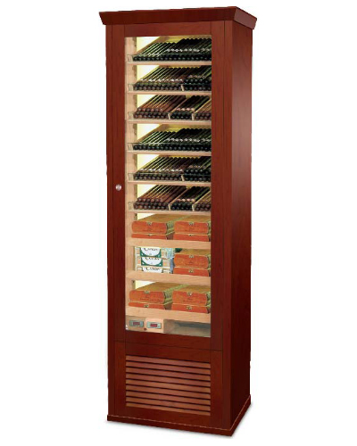 Tiempo Newman Free Standing Humidor