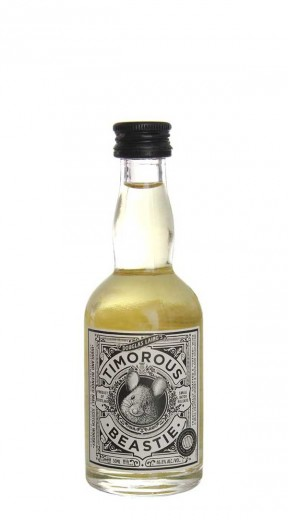 Timorous Beastie Blended Malt Scotch Whisky Miniature - 5cl 46.8%