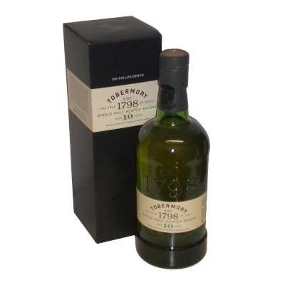 Tobermory 10 Year Old - 70cl 40%