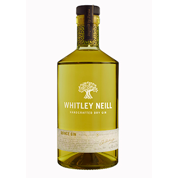 Whitley Neill Quince Gin - 70cl 43%