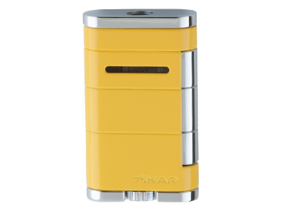 Xikar Allume Single Jet Lighter - Yellow (End of line)