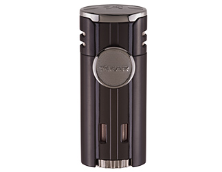 Xikar HP4 Quad Jet Cigar Lighter - Matte Black