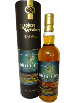 Ailein Mor Robert Graham Ltd Single Malt Whisky