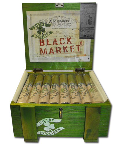 Alec Bradley - Black Market - Filthy Hooligan (Toro) 2015 Cigar - Box of 22