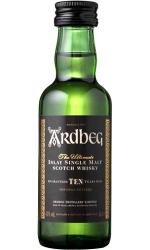 Ardbeg 10 Year Old Miniature - 5cl 46%