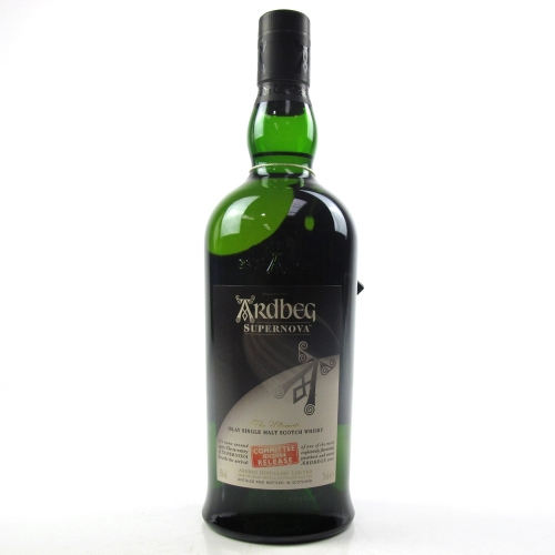 Ardbeg Supernova 2014 Single Malt Scotch Whisky - 70cl 55%
