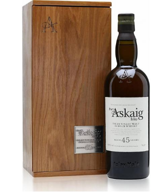 Port Askaig 45 Year Old - 70cl 40.8%