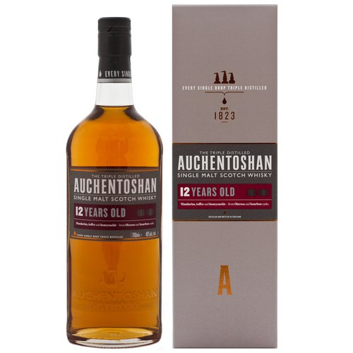 Auchentoshan 12 Year Old - 70cl 40%