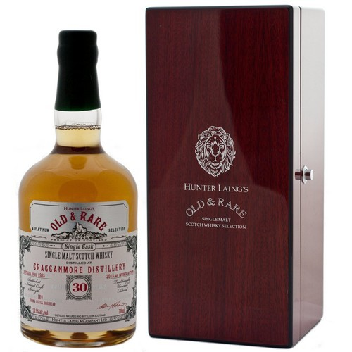 Cragganmore 30 Year Old 1985 Old & Rare Single Malt Scotch Whisky - 70cl 50.3%