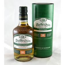 Edradour Ballechin 10 Year Old Single Malt Scotch Whisky - 70cl 46%