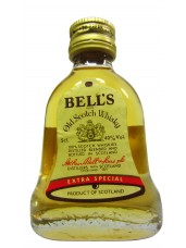 Bells Extra Special 1970s Blended Scotch Whisky Miniature - 5cl 40%