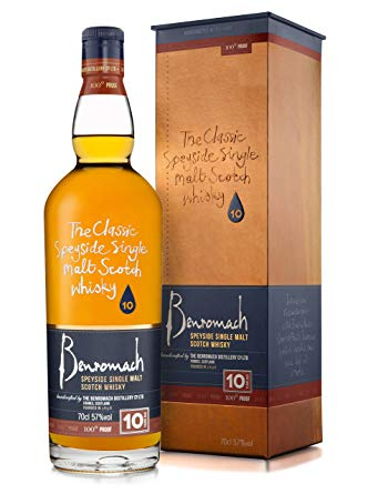 Benromach 10 Year Old 100 Proof - 70cl 57%