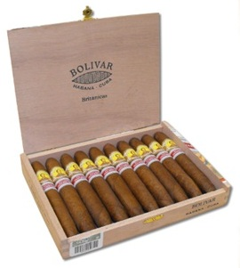 Bolivar Britanicas Cigar UK Regional Edition