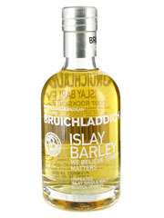 Bruichladdich Islay Barley Single Malt Scotch Whisky - 20cl 50%