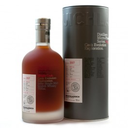 Bruichladdich Micro Provenance Syrah Cask 927 Release Whisky - 70cl 60.3%