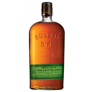 Bulleit 95 Rye Small Batch Whiskey - 70cl 45%