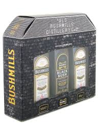 Bushmills 5cl Triple Pack