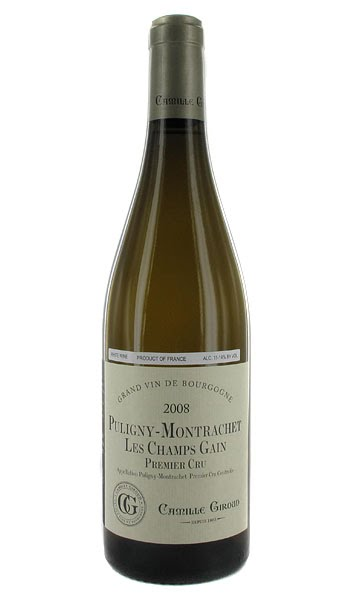 Puligny Montrachet Champ Gain Camille Giroud - 75cl 13%