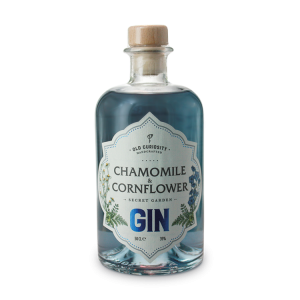 Old Curiosity Chamomile & Cornflower Gin - 20cl 39%