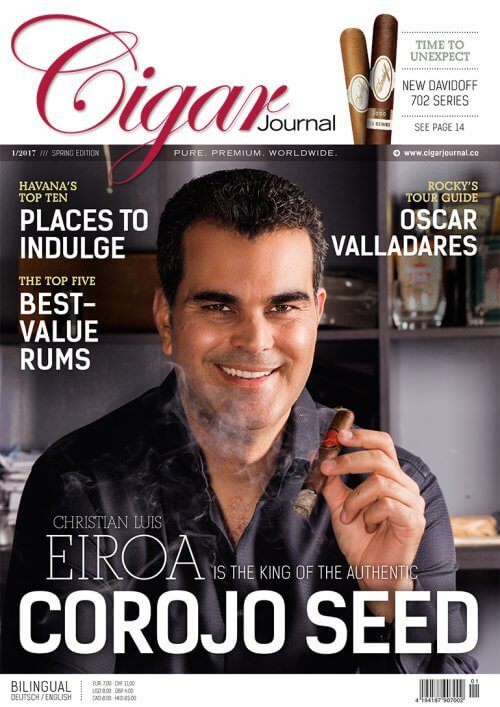 Cigar Journal - Spring Edition 2017