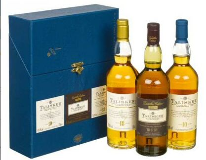 Classic Malts of Scotland 3x20cl - Talisker Selection