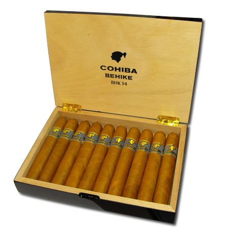 Cohiba Behike BHK 54 Cigar - Box of 10